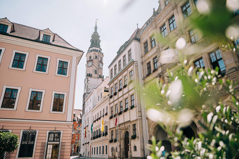 Heiraten im Standesamt Görlitz