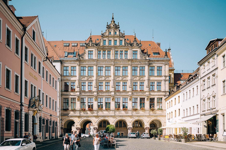 Görlitz, Rathaus Untermarkt